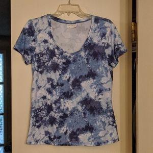 Tie Dye Bobbie Brooks T-shirt size medium